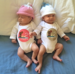 Elisas Twins; Acupuncture for Fertility