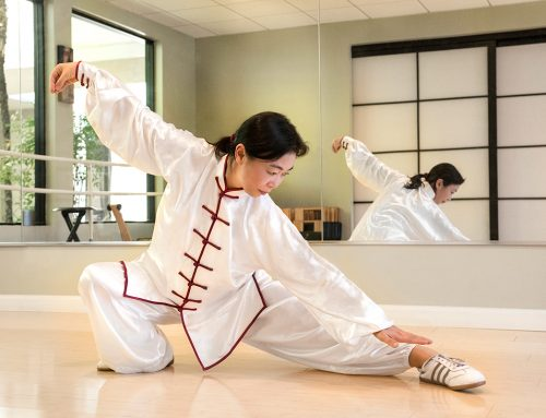 Welcome to My Weekly Tai Chi Class