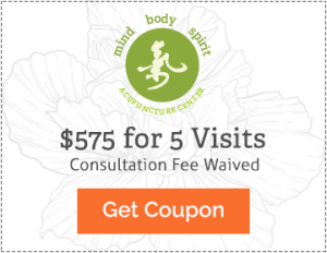 $575 for 5 visits coupon